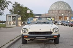 78 Fiat Spyder Fiat Spider, Bella, Convertible, Automobile, Personal Style, Road Trip, Wheels, Car, Inspiration