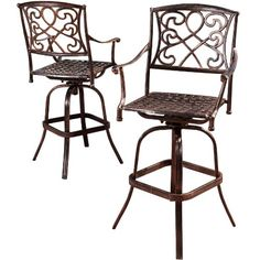 costco san paulo 2 pack patio bar stool set outdoor living pinterest patio bar stools. Black Bedroom Furniture Sets. Home Design Ideas