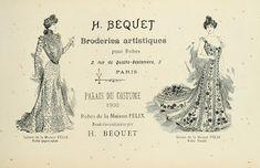 Vintage Ephemera: French