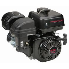 $99.99 Predator Engines 69727 6.5 HP (212cc) OHV Horizontal Shaft Gas Engine Black Friday, #BlackFriday, #HarborFreight