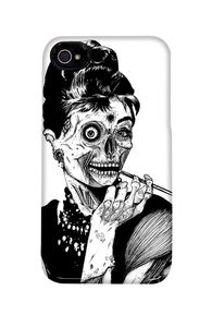 Zombie at Tiffany's Hero Shot - check out these artsy iphone cases from threadless. so many to choose from.