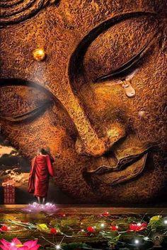 """""""Do not be afraid to stop and feel...for in your teardrops, pearls of wisdom are being created."""" ~Unknown ..* (No tenga miedo de parar y sentir ... está en sus lágrimas, se están creando las perlas de la sabiduría)"""