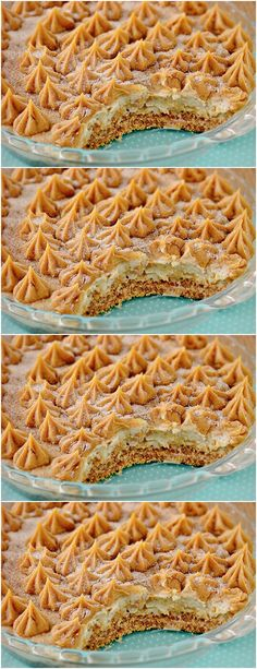 Churros, Milk And Cheese, Sweet Pie, Dessert Recipes, Desserts, Macaroni And Cheese, Food And Drink, Vegetarian, Yummy Food