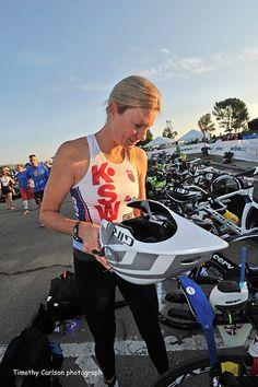 Leanda Cave, Ironman 70.3 Boulder Race Report.