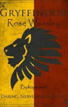 """Přečti si """"Rose Weasleyová (FF HP) - Vlak"""" #wattpad #fan-fikce"""