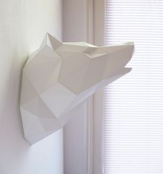 Paper Wolf Folding Kit - Assembli