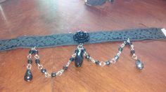 Necklace goth victorian