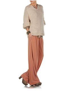 aw12 compra semana pantalon ancho hoss intropia