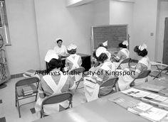 Nursing Class, 1963