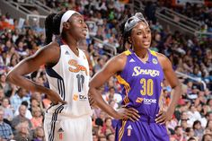 WNBA Revealed: Nneka and Chiney  Ogwumike Part 2 - WNBA News Videos