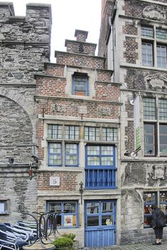 Gent - Graslei  Bélgica