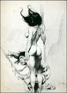 Images about ea on pinterest erotic art frank-20355
