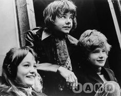 Jack Wild, Tracy Hyde, and Mark Lester {Melody}