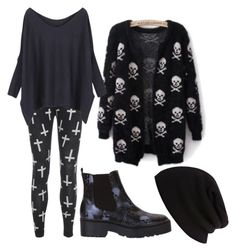 """""""""""When you can't sleep at night"""" #3"""" by girl-in-love-m ❤ liked on Polyvore featuring AX Paris and River Island"""