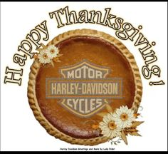 Happy Harley Thanksgiving