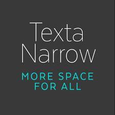 Image result for texta font