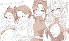  Thicc Anime, Anime Demon, Anime Comics, Anime Art, Anime Fantasy, Fantasy Girl, Gender Bender Anime, Character Art, Character Design