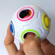 Cheap cube toy, Buy Quality magic rainbow ball directly from China rainbow ball Suppliers: Creative Spheric Magic Rainbow Ball Plastic Balls Puzzle Children Learning and Education Twist Fidget Cube Toys Stress Relief Gifts, Cube Toy, Rainbow Magic, Fidget Cube, Christmas Stocking Stuffers, Puzzle Toys, Parent Gifts, Funny Gifts, Kids Learning