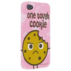 One Tough Cookie iPhone 4 Case £14.99 from Phones 4u. http://www.phones4uaccessories.com/product/DGIP4TC/