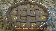 12 - Pasta Frola de Chocolate con Dulce de Batata