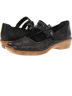 Rieker at Zappos. Free shipping, free returns, more happiness! - These won the day.