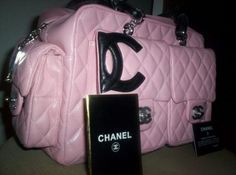 prada gold wallet - Pink Chanel Bags on Pinterest | Chanel Bags, Chanel Handbags and ...