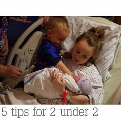 Whatsoever Things are Lovely: 5 Things I've Learned in my First Week of 2 under 2