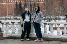 Russia Fashion Week Fall 2018 Street Style