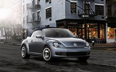 Volkswagen's Beetle Denim Convertible costs the same as 520 pairs of jeans