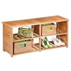 Shop All Shoe Storage on Hayneedle - All Shoe Organizers