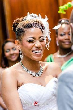 Raquel // Natural Hair Bride