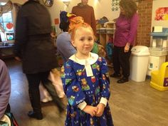 The Littlest Miss Frizzle #Cosplay