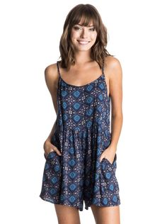 bddc831cc310 Slippery Slopes Romper for women by Roxy. Hansen Surfboards