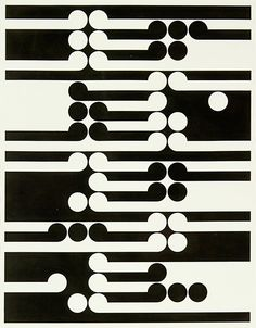 Gordon Walters, No. Graphic Design Pattern, Graphic Design Art, Op Art, Typo Logo Design, Maori Designs, New Zealand Art, Maori Art, Principles Of Design, Elements Of Art