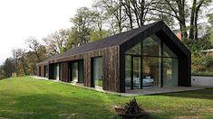 Rodinný dům Neveklov od Kunc Architects.