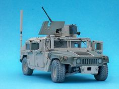 M1151 HMMWV (1:35 Tamiya)