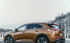 New DS 7 Crossback SUV Launched Ahead Of Geneva Premiere