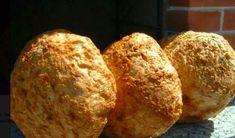 hazi-pityokas-kenyer-erdelyi-burgonyas-kenyer-szekelyfoldrol Baked Potato, New Recipes, Muffin, Food And Drink, Pizza, Vegetarian, Meals, Cooking, Breakfast