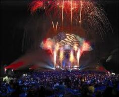 Stone Mountain Laser Show and more...
