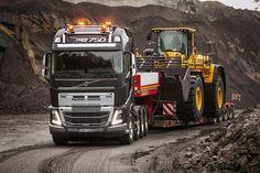 Volvo FH: New heavy-duty bumper edition