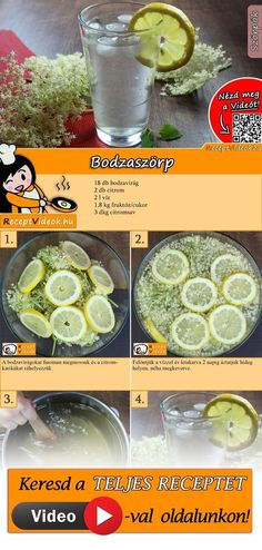Discover recipes, home ideas, style inspiration and other ideas to try. Dessert Cake Recipes, Dessert Drinks, Snack Recipes, Healthy Recipes, Hungarian Recipes, What To Cook, Perfect Food, Diy Food, No Cook Meals