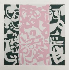 Carla Accardi, Green-Pink