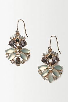 Pistachio Earrings