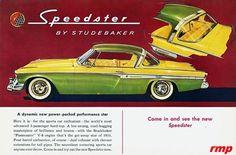 1953 Studebaker Wagon | Derivado del Studebaker President, el modelo mas lujoso de la línea ...