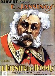Le Dernier des Hommes - Der letzte Mann - F.W. Murnau (1924)