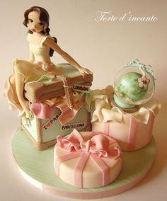 Gâteau de vacances