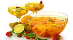 """Three """"mocktail"""" recipes for those who don't want to drink alcohol. today.com"""