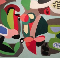 Carla Accardi   1924-2014, Italy, abstractism