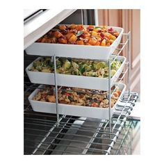 Three Tiered Oven Rack from Williams-Sonoma.....so awesome.  Fantastic for holiday meals