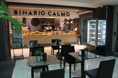 #BinarioCalmo #Bar #Caffetteria
